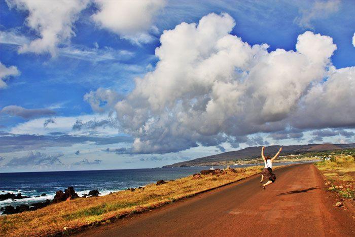 Postales Polinesa